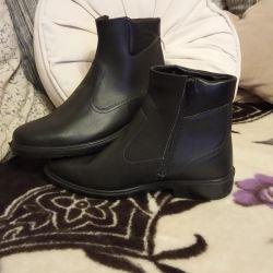 Men's low shoes officer