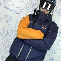 Men's ski jacket NitroFuel