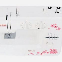Janome MX 55 dikiş makinesi