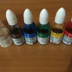 Vopsele colorate