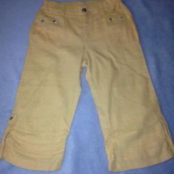 Panties - 36 rr linen yellow