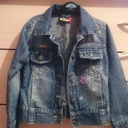 Jeans jacket. 104 cm