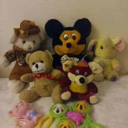 I will sell toys