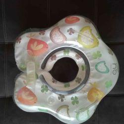 Un cerc pentru înot Happy Baby