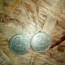 Evlilik 2 ruble (büyük)