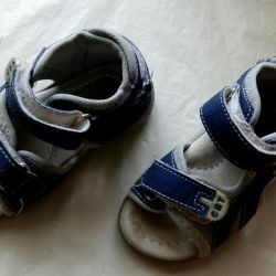 Sandals 14 cm insole