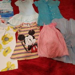 Dresses for the summer