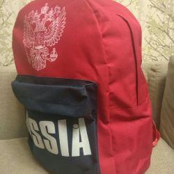 Новые рюкзаки Россия