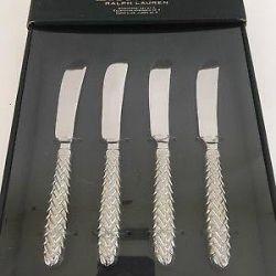 Набір десертних ножів і прилади Ralph Lauren home