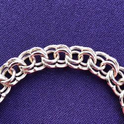 Gold bracelet Bismarck (lightweight)