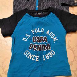 US Polo Original. T-shirt