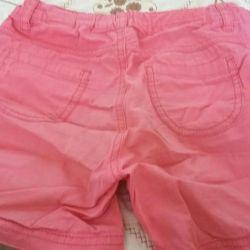 Σορτς / παντελόνια για κορίτσια