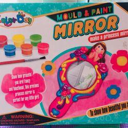 Новый набор для творчества «Зеркальце»