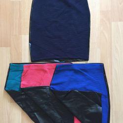Φούστες όλων των μεγεθών, 6 χρώματα