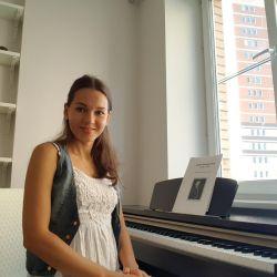 piano lessons, solfeggio