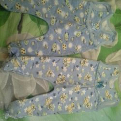 New warm romper suit from 3 months