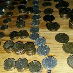 Coins 2 kopecks USSR