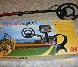 Metal detector Minelab X-Terra 305