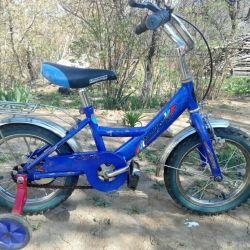 3-6 yaş bisiklet