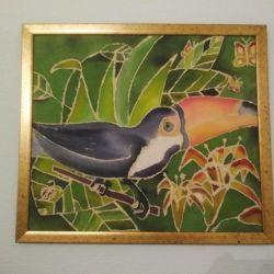 Batik picturi