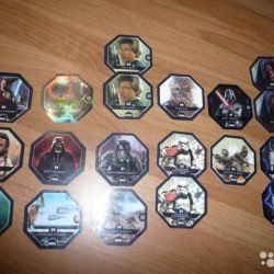 Star Wars Tokens