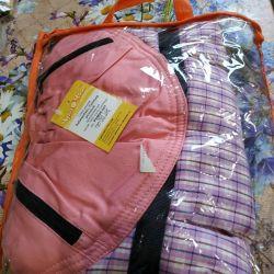 Askı sırt çantası