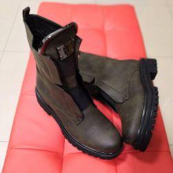 Новые ботинки на осень