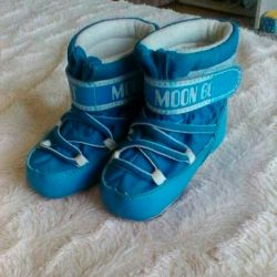 Baby moonboot boots / boots