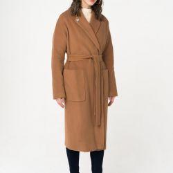 Electrastyle demi-season woolen coat New