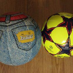 Balls in stock