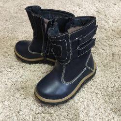 Kışlık botlar Yeni!