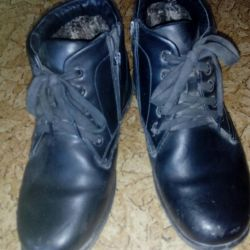 Boots40 leather