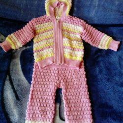 Costum pentru fetiță pentru copii