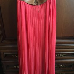 Πτυσσόμενη φούστα πλεγμένη φούστα