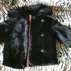 Kürk ceket 1 - 2 yıl