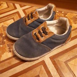 Sneakers, autumn children's shoes