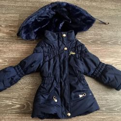 Winter jacket for 3 years