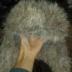 New winter hat for boy ushanka