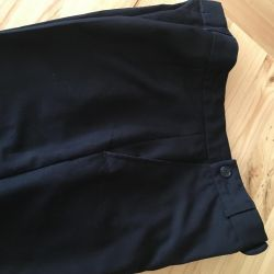 Trousers and T-shirts for boy give a package