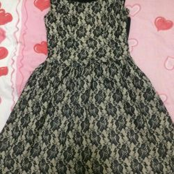 Evening dress for girls aged 13-15