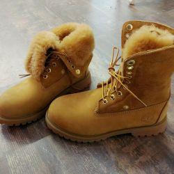 Women's boots Timberland Winter, Transformers