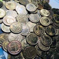 250 монет UNC