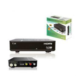 Цифровой ресивер T34 (20 телеканалов)