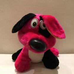 Yumuşak oyuncak Köpek.