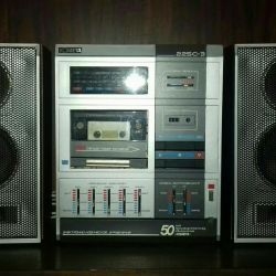 International tape recorder / Comet tape recorder