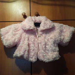 Fur coat (for the princess)