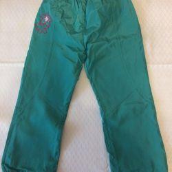 Pants spring / autumn 104/110