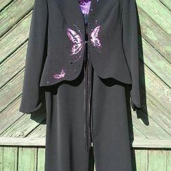 Takım elbise kadın, üç. Beyaz Rusça. şirket NELVA