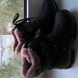 Winter boots Kolobok