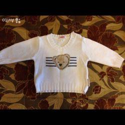 Pulover pentru copii r.68